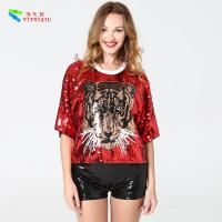 Buy cheap 100% Polyester Womens Sequin Dress / Summer Sequin Shirt Dress Eco - Friendly from wholesalers