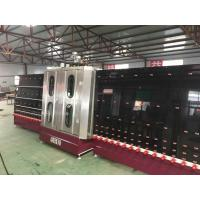 China Automatic Stainless Steel Low-e Glass Washing Machine , flat glass washer wholesale