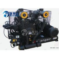 China 3.0 Mpa 15kw Air Compressor , Diesel Air Compressor Undervoltage Protection wholesale