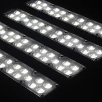 China 300W Outdoor LED Street Light / Parking Lot Light Fixtures ETL DLC Listed 130~150lm/W wholesale