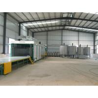 China Automatic Continuous Foaming Machine For Producing Flexible Polyurethane Foam wholesale