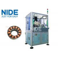 China BLDC Burshless Motor Stator Needle Winding Machine With Double Working Stations wholesale
