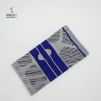 China Wholesale Compression Sports Protect Non-slip Unisex Knee Brace Support Sleeve wholesale