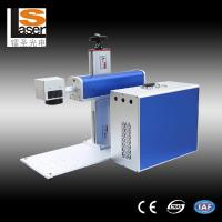 China Metal / Steel / Gold / Silver / Logo Keyboard Pcb Fiber Laser Marking Machine wholesale