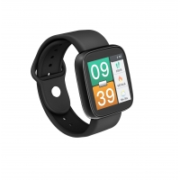 China 1.3 Inch TFT Color Screen 180mAh ECG Monitor Smart Watch wholesale