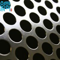 China SS 304 perforated metal sheet wholesale