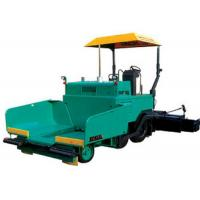 China Small Concrete Asphalt Laydown Machine With Hydraulic Telescopic Screed wholesale