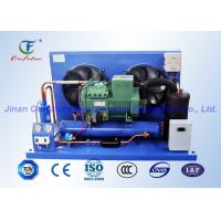 China Semi-Hermetic Air Cool Bitzer Condensing Unit With Reciprocating Compressor wholesale