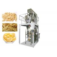 China Multi-Function Small Scale Packaging Machine For Popcorn / Sugar / Crisps / Peanut wholesale