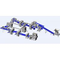 China 850mm width  Modular Structure Pastry Laminator With Different Make-up Line wholesale