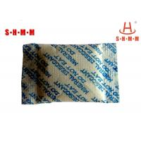 China Activated Clay Drierite Desiccant Bag , Moisture Absorbing Desiccant For Transport wholesale