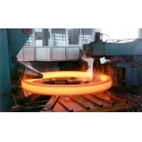 China ASTM 16Mn Steel Rolled Ring Forging / Precision Forged Ring wholesale