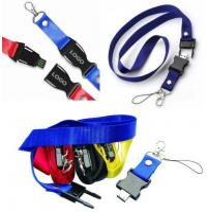 China USB Flash Drive Lanyard wholesale