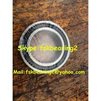 China Steel Cage FAG Single Row Ball Bearing HC 7010C 50mmID 82mmOD 16mm Bore wholesale