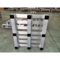 China Cargo & Storage Metal Pallets / Anodizing Powder Coating Aluminum Tray on sale