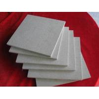 China 12mm Fireproof Fiber Cement Board for External Walls / Interior Wall Decoration on sale