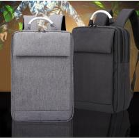 China Practical Business Laptop Work Backpack Large Capacity , Waterproof Travel Backpack wholesale