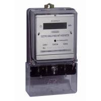 China Long Terminal Single Phase Electric Meter BS Mounting Digital Watt Hour Meter wholesale