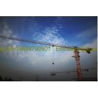 China External / Internal Climbing Tower Crane Lifting Height 120m Power 380V/50Hz wholesale