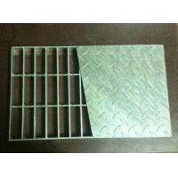 China Hot Dipped Galvanized Steel Checker Composite Grating for platform wholesale