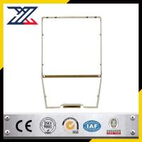 China Lead frame stamping parts sheet metal stamping process with Chrome plating wholesale