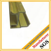 Wholesale industrial brass extrusions hardware from china suppliers