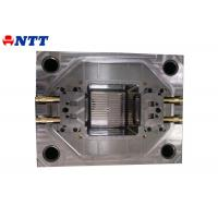 Quality Single Cavity Steel Precision Injection Molding PET Clear Material for Fridge Bin for sale
