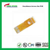China Single Layer PCB Flexible PCB for Motor of Phone Plating Gold 0.5oz Copper wholesale