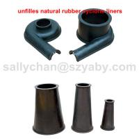 China Unfilled Rubber Cyclone Liners wholesale