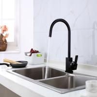 China Chrome Bathroom and Kitchen Taps Save Water wholesale