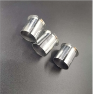 China Metal Backed Bearing Tin Plating Flanged Split Bushing Sleeve on sale