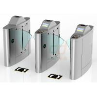 China Flap Barrier Automatic Turnstile Driveway Electric Gate Systems Tripod Turnstile on sale