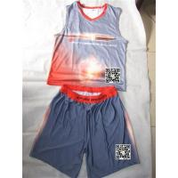 China Latest Kids Basketball Jersey Uniform Design wholesale
