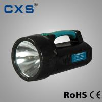 China 24w Portable HID / Halogen Searchlight , High Brightness Search Lights wholesale