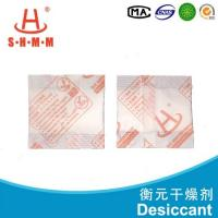 China Household Food Safe Desiccant , Desiccant Biochemical Dry With Saving Space wholesale