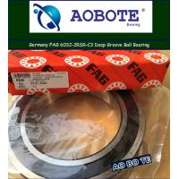 China Germany FAG Roller Bearings 6032-2RSR Deep Groove Single Row ABEC 5 wholesale