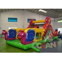 China Customized Indoor Funny  Inflatable Slides Attraction For Children wholesale
