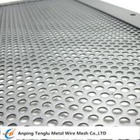 China Perforated Stainless Steel Sheet|T304 Mesh Angle 45° Customized Size wholesale