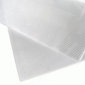 China OK3D lenticular factory PS material 120x240cm, 3.95mm lenticular sheet for 3d lenticular effect by injekt print wholesale