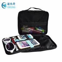 China Travel Cord Gadget Case Organizer With Complex Elastic Band 27*21 Cm wholesale