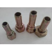Brass metric hydraulic fittings forged hose coupling