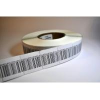 China 8.2MHz EAS RF Soft Label Rubber-Based For Supermarket / Store wholesale