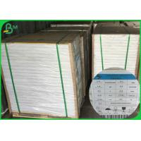 Quality 10G PE Coated 80G White Kraft Paper Coils For Making Disposable Takeaway Bag for sale