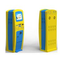 China Gambling House Token / Card Dispenser Kiosk Bill And Banking Card Payment wholesale