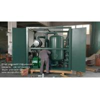 Buy cheap Old Transformer oil regeneration, Transformer oil reclamation, Oil Purification machine ZY from wholesalers