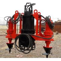 China Low Pressure Submersible Slurry Pump Long Term Bearing Life Easy Operation wholesale