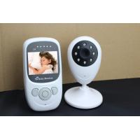 China best home wireless surveillance camera with digital lcd for baby monitor of Full color 2.4 inch TFT LCD on sale