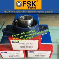 China China Pillow Block Bearings for Sale SKF FYTB20FM Flanged Bearing Units wholesale