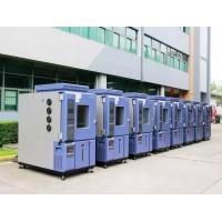 China Programmable Wet Heat Alternating Environmental Test Chamber To Test The Performanc Of Materials wholesale
