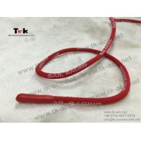 China 4mm Reflective Elastic Shock Cord , Elastic String Cord Elastic Wire For Beads wholesale